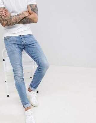 Diesel Tepphar Jeans in Lighwash