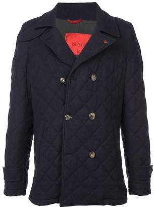 Isaia SW700787400 NAVY Wool