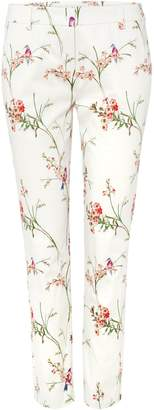 Phase Eight Hummingbird Print Trousers