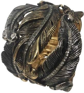 Roberto Cavalli Metallic Metal Bracelets