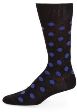 Paul Smith Polka Dot Dress Socks
