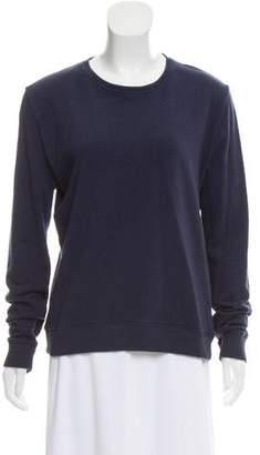 Tory Sport Cashmere Blend Knitted Sweatshirt