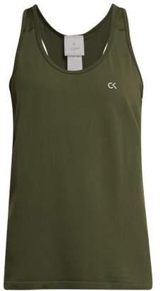Calvin Klein Seamless Tank Top - Womens - Khaki Print