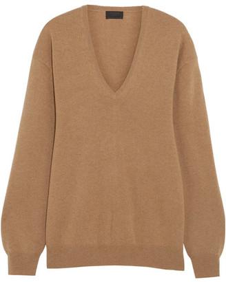J.Crew - Cashmere Sweater - Camel $240 thestylecure.com