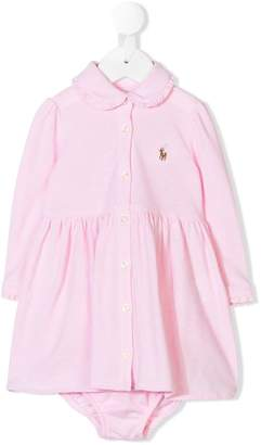 Ralph Lauren Kids two-piece dress