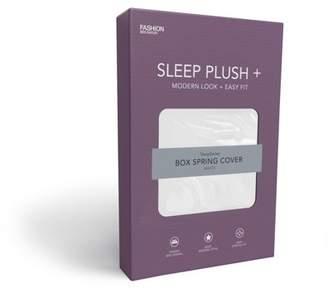 Leggett & Platt Sleep Plush + Stone Fabric Box Spring Cover, Queen
