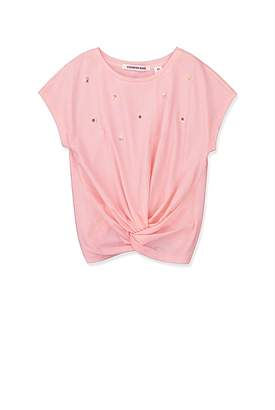 Country Road Sequin Knot T-Shirt