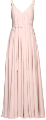 Undress Notabilia Pastel Pink Extremely Flared Occasion Wedding Maxi Dress