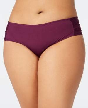 Becca Etc Color Code Hipster Bikini Bottoms Women's Swimsuit