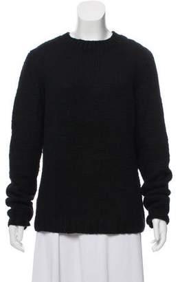 Derek Lam 2014 Heavyweight Crew Neck Sweater
