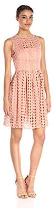 Cynthia Rowley Women's Fit-and-Flare Dress