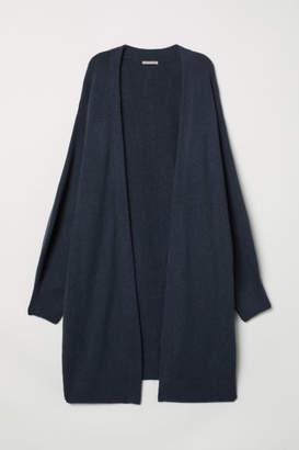 H&M H&M+ Long Cardigan - Blue