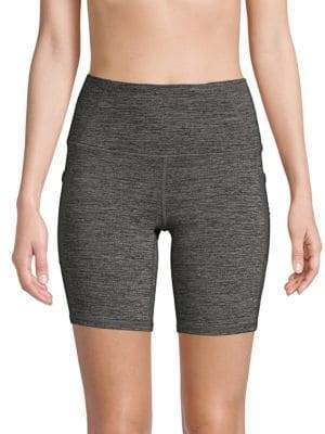 Gaiam High-Rise Shorts