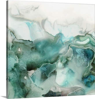 Pi Great Big Canvas Bubbles I by Studio Painting Print on Canvas
