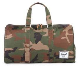 Herschel Novel Camo Duffel Bag
