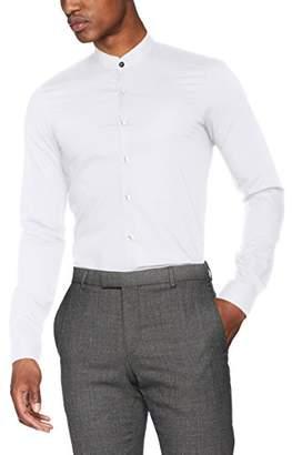 Calvin Klein Men's Elba Extra Slim Fit Formal Shirt,X