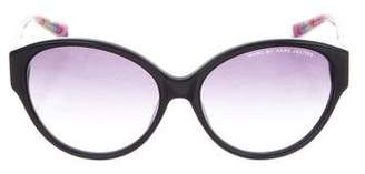 Marc by Marc Jacobs Tinted Cat-Eye Sunglasses