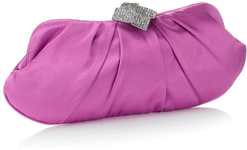 Flamingo Clutch Bag