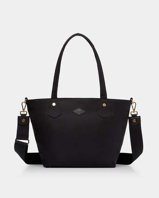 MZ Wallace Anthracite Small Soho Tote