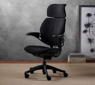Pottery Barn Humanscale®; Freedom Task Desk Chair With Headrest