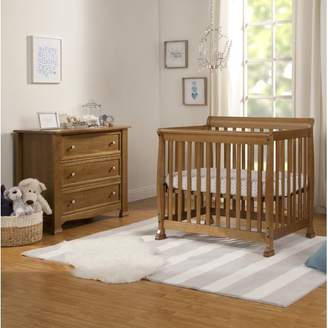 DaVinci Kalani 2-in-1 Convertible Mini 2 Piece Crib Set