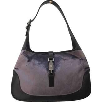 Gucci Jackie velvet handbag