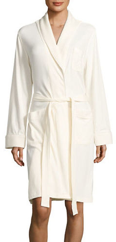 Lauren Ralph Lauren Lauren Ralph Lauren Diamond Quilted Shawl Robe