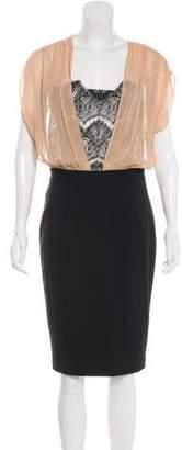By Malene Birger Sleeveless Midi Dress