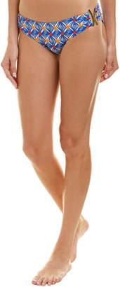 Milly Cabana Elba Bandeau Bikini Bottom