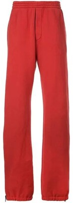 DSQUARED2 zipper cuff sweat pants