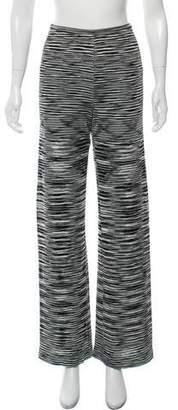 Missoni High-Rise Flared Pants