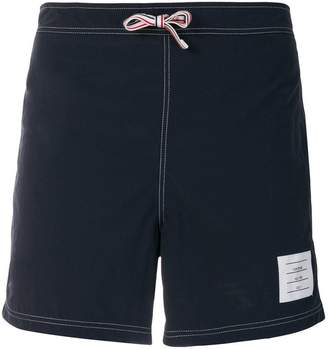 Thom Browne deck shorts