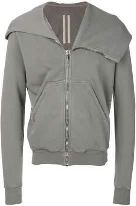 Rick Owens zipped sweatshirt