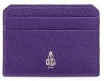 Mark Cross Leather Card Case