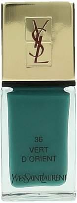 Saint Laurent La Laque Couture Nail Lacquer - # 36 Vert DOrient 10ml