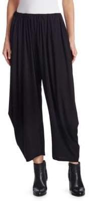 Issey Miyake Drape Jersey Pants