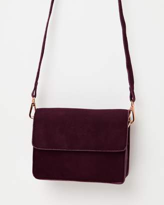 Boxy Cross-Body Bag