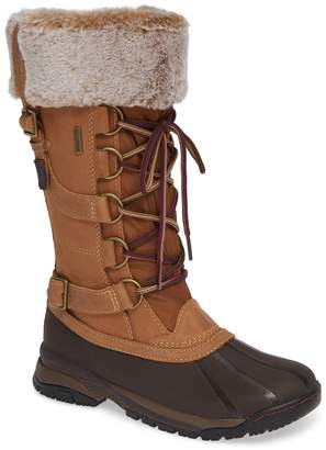 Jambu Wisconsin Faux Fur Trim Waterproof Boot