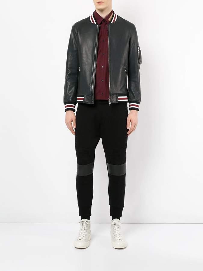 GUILD PRIME zipped jacket