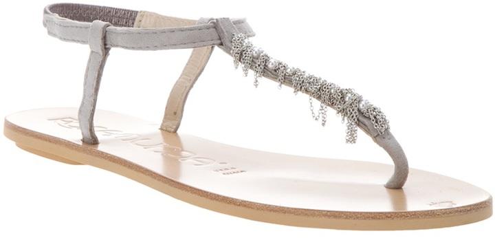Rosamunda flat sandals