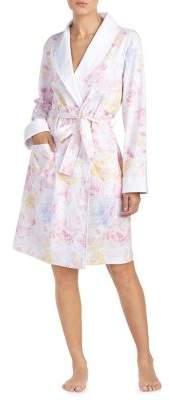 Lauren Ralph Lauren Floral Cotton Robe