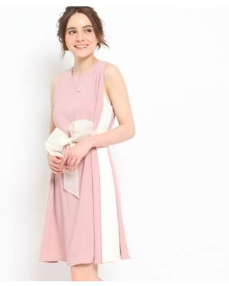 Couture Brooch (クチュール ブローチ) - クチュールブローチ Dorry Doll サイドバイカラーワンピース