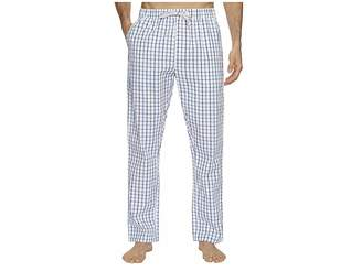 Nick Graham Mini Windowpane Lounge Pants