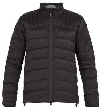 Canada Goose Brookvale Down Filled Jacket - Mens - Black Grey