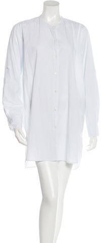DKNYDKNY Button-Up Shirt Dress