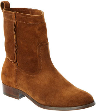 Frye Women's Cara Suede Short Boot