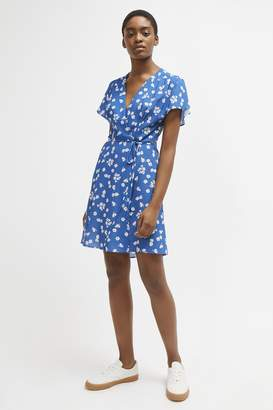 French Connection Verona Floral Wrap Dress