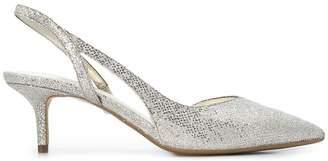 MICHAEL Michael Kors slingback pointed toe kitten heels
