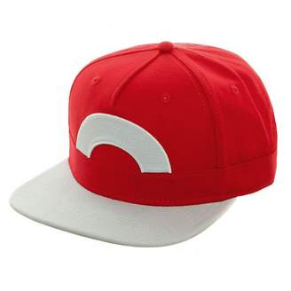 Pokemon Animation Shops Ash Snapback Hat