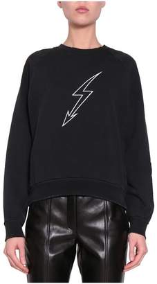 Givenchy Worl Tour Cotton Sweatshirt